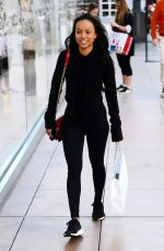 KARREUCHE TRAN Out for Christmas Shopping in Los Angeles 12/19/2016