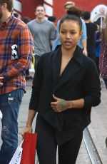 KARREUCHE TRAN Out Shopping at The Grove in Los Angeles 12/10/2016