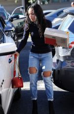 KARREUCHE TRAN Out Shopping in Los Angeles 12/21/2016