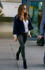KATE BECKINSALE at at Heathrow Airport in London 12/05/2016