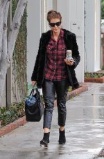 KATE WALSH Out and About in Los Angeles 12/21/2016