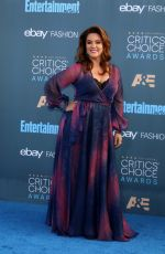 KATY MIXON at 22nd Annual Critics' Choice Awards in Santa Monica 12/11/2016