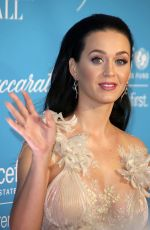 KATY PERRY at 12th Annual Unicef Snowflake Ball in New York 11/29/2016
