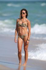 KELLY BENSIMON in Bikini on Vacation in Miami Beach 12/27/2016