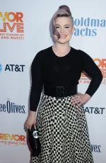 KELLY OSBOURNE at Trevor Project's 2016 Trevorlive in Los Angeles 12/04/2016