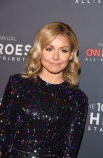 KELLY RIPA at CNN 'Heroes' 2016 in New York 12/11/2016