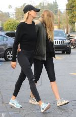 KELLY ROCHRBACH Out and About in Beverly Hills 12/11/2016