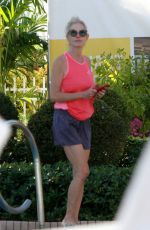 KELLYANNE CONWAY Out in Miami 11/28/2016