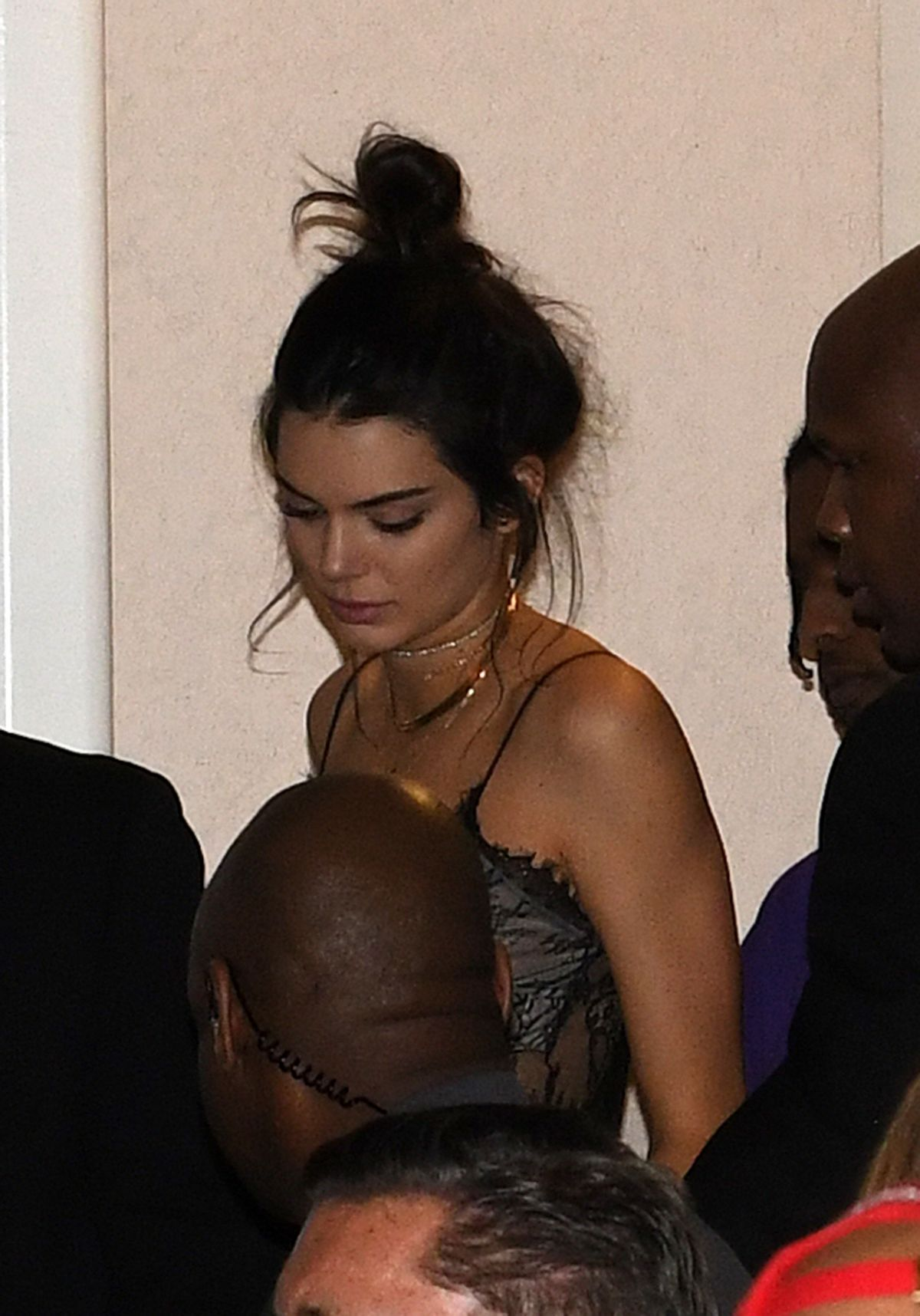 KENDALL JENNER Leaves a Nightclub in Miami 12/02/2016