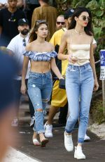 KENDALL JENNER Out and About in Miami 12/04/2016