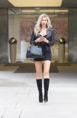 KENNEDY SUMMERS Out and About in Los Angeles 12/21/2016