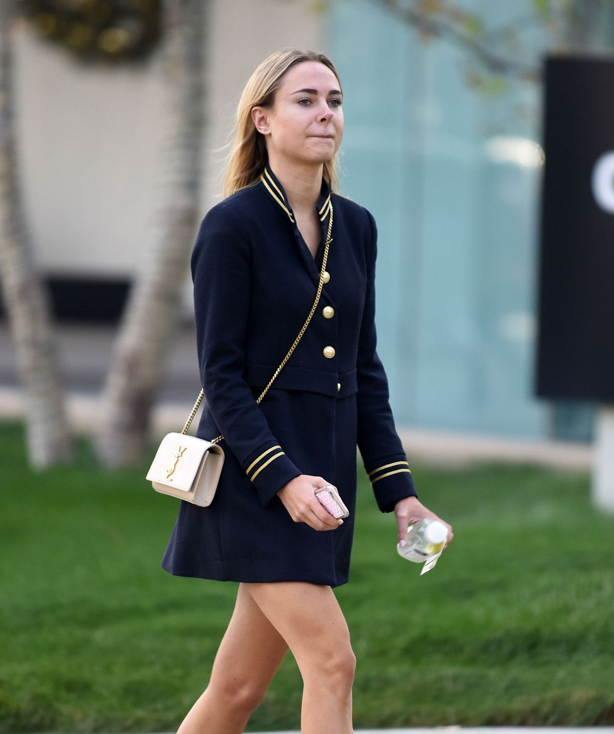 KIMBERLEY GARNER Out and About in Los Angeles 12/10/2016