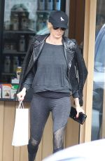 KIMBERLY STEWART Out in Beverly Hills 12/16/2016
