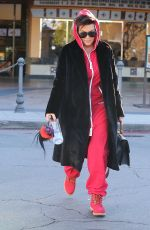 KRIS JENNER Out and About in Calabasas 12/22/2016