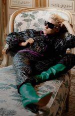 KRISTEN STEWART for Vogue Paris, January 2017
