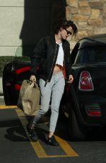 KRISTEN STEWART Out Shopping at Gelsons in Los Feliz 12/27/2016