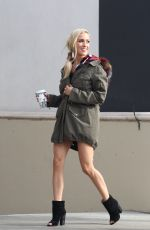 KRISTIN CAVALLARI Out for Coffee in Beverly Hills 12/12/2016