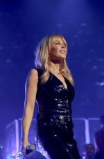KYLIE MINOGUE Performs at Royal Albert Hall in London 12/09/2016