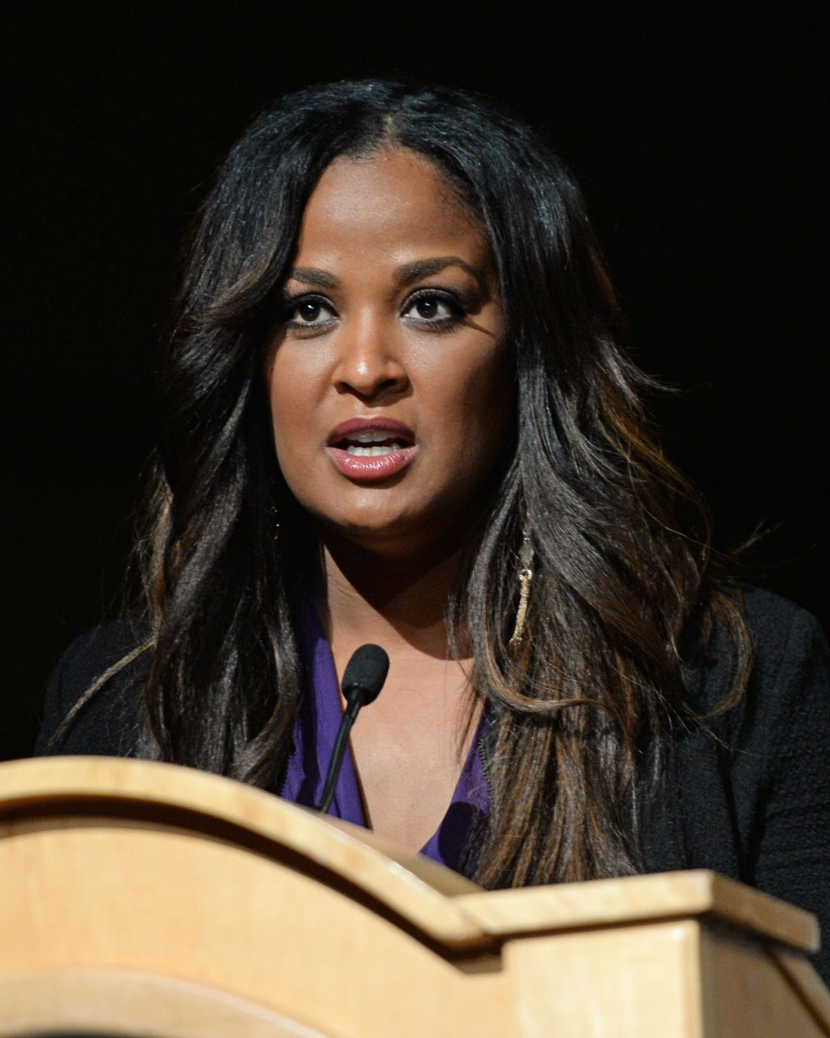 LAILA ALI at 54th Annual WBC Convention in Florida 12/12/2016