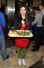LANDRY BENDER at Los Angeles Mission Christmas Celebration 12/23/2016