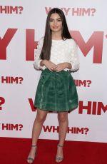 LANDRY BENDER at 'Why Him?' Premiere in Westwood 12/17/2016
