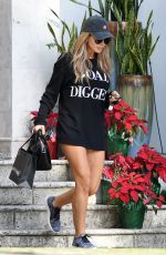 LARSA PIPEN Out and About in Miami Beach 12/20/2016