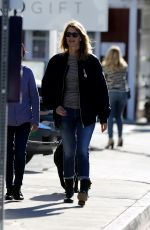 LAURA DERN Out and Abut in Los Angeles 12/20/2016