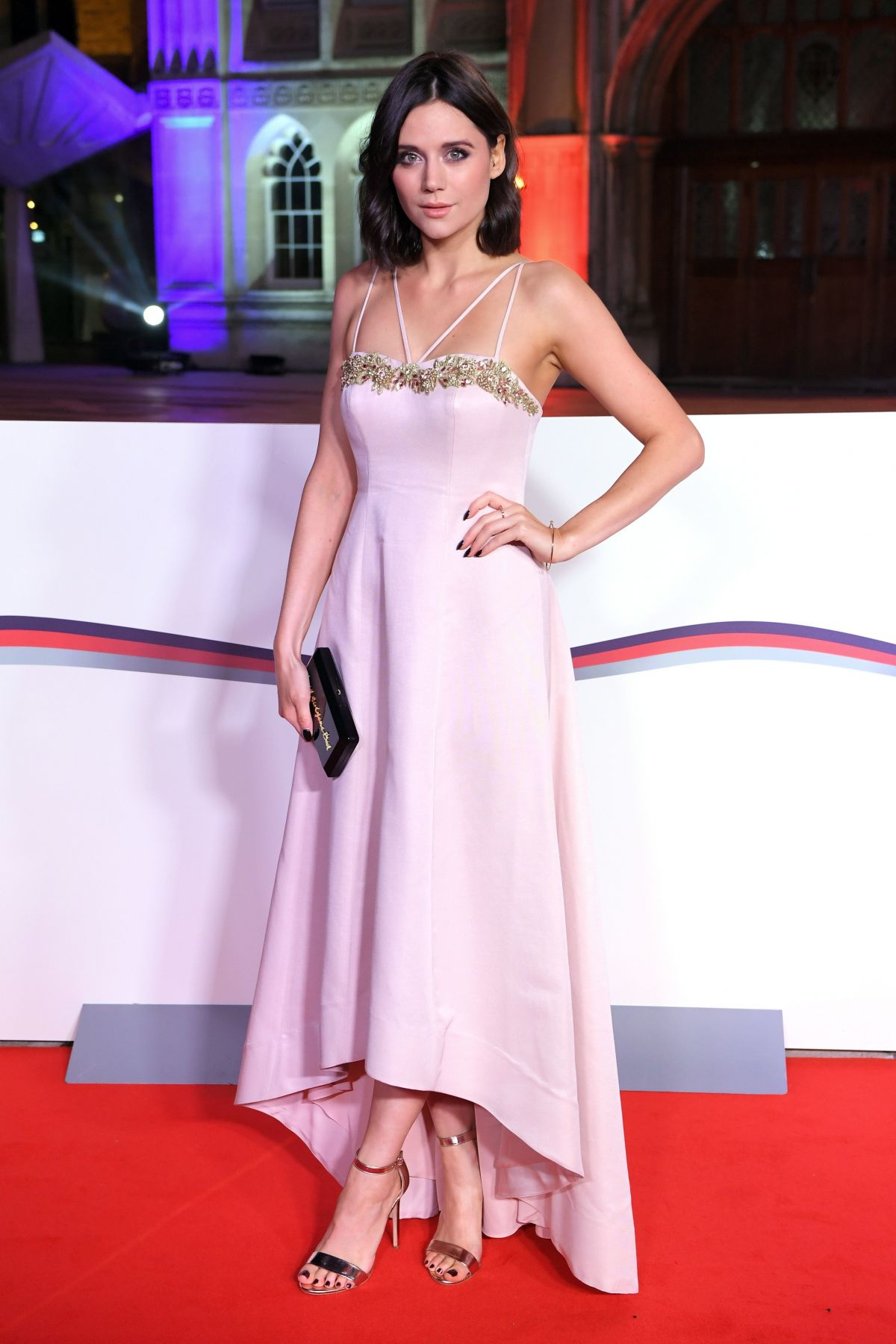 LILAH PARSONS at The Sun Military Awards in London 12/14/2016
