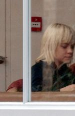 LILY ALLEN Out for Lunch in Notting Hill 12/20/2016