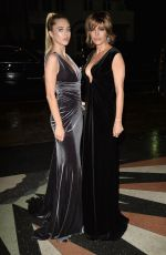 LISA RINNA and Her Daughter DELILAH at 3rd Annual Cinefashion Film Awards in Beverly Hills 12/15/2016