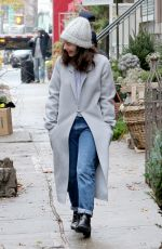 LORDE Out and About in New York 12/07/2016