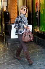 LORI LOUGHLIN Out Shopping at Gucci in Beverly Hills 12/13/2016