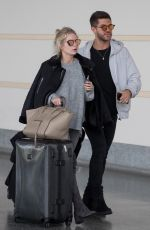 LOTTIE MOSS Arrives at Airport in Barbados 12/07/2016