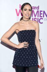 LOUISE ROE at Billboard Women in Music 2016 in New York 12/09/2016