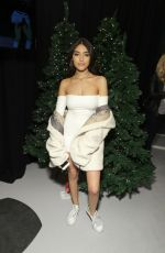MADISON BEER at Z100's Artist Gift Lounge Jingle Ball in New York 12/09/2016