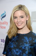 MAGGIE GRACE at 3rd Annual Make Equality Reality Gala in Beverly Hills 12/05/2016