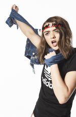 MAISIE WILLIAMS for Nylon Magazine