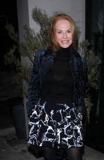 MARG HELGENBERGER at Catch LA in West Hollywood 12/16/2016