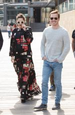 MARION COTILLARD Out and About in Sydney 11/28/2016