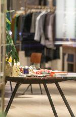 MARION COTILLARD Shopping at a Store at Soho House Hotel in Berlin 11/30/2016
