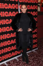MELANIE BROWN at Photocall for Broadway Musical Chicago in New York 12/21/2016