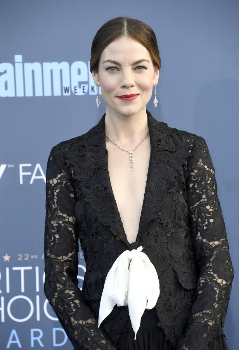 MICHELLE MONAGHAN at 22nd Annual Critics