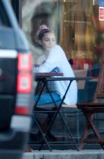 MILEY CYRUS Out and About in Los Angeles 12/14/2016