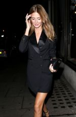 MILLIE MACKINTOSH at Taylor Morris X Morgan Motors Launch Party in London 12/08/2016
