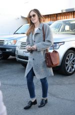 MINKA KELLY Out and About in West Hollywood 11/30/2016