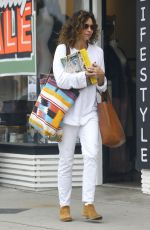 MINNIE DRIVER Out Shopping in Studio City 12/10/2016