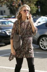 MOLLY SIMS Out for Shopping in Beverly Hills 12/08/2016