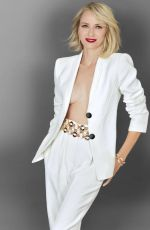 NAOMI WATTS for Grazia Magazine, Italy 2016