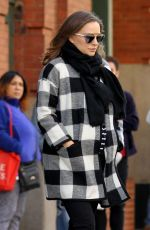 NATALIE PORTMAN Out and About in New York City 12/01/2016