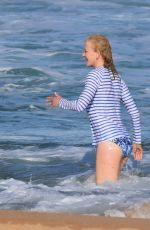 NICOLE KIDMAN in Bikini Bottom at Palm Beach in Ssydney 12/25/2016